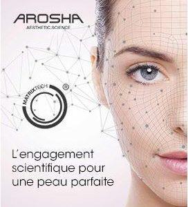 Soin visage Arosha «peeling à l'acide de fruit» (cure de 4 soins)